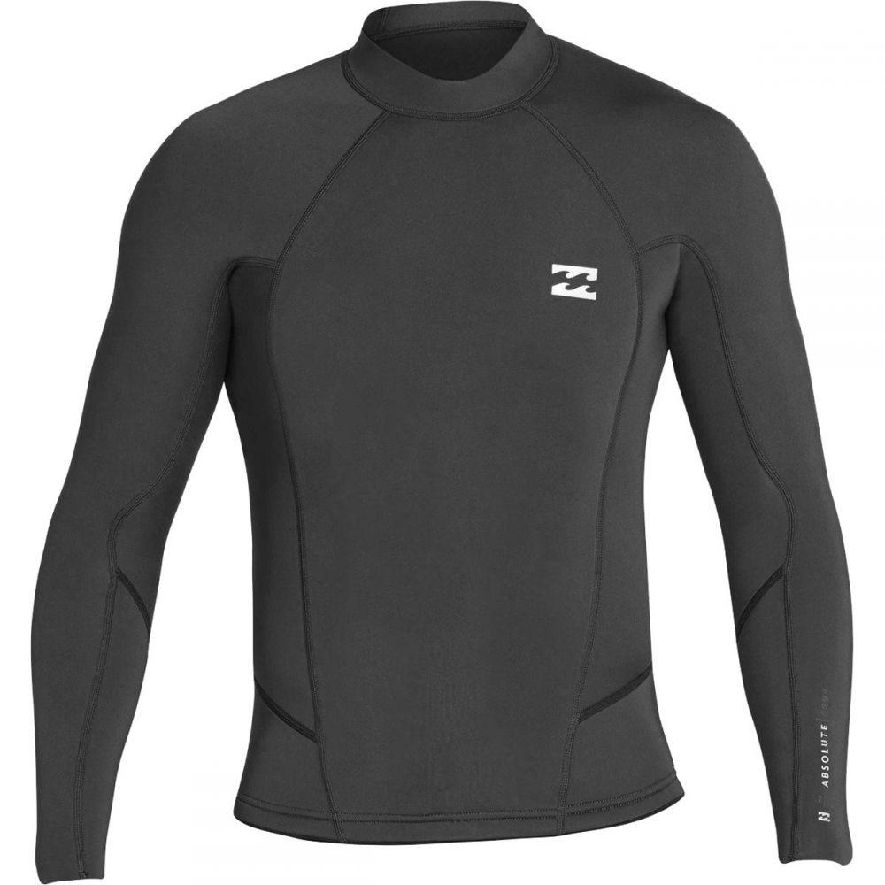 ビラボン Billabong メンズ ウェットスーツ ジャケット 水着・ビーチウェア【2mm absolute comp jacket】Black