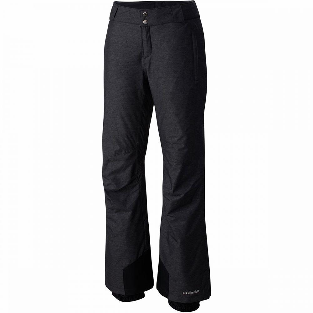 コロンビア Columbia レディース スキー・スノーボード ボトムス・パンツ【bugaboo omni - heat pant】Black/Black