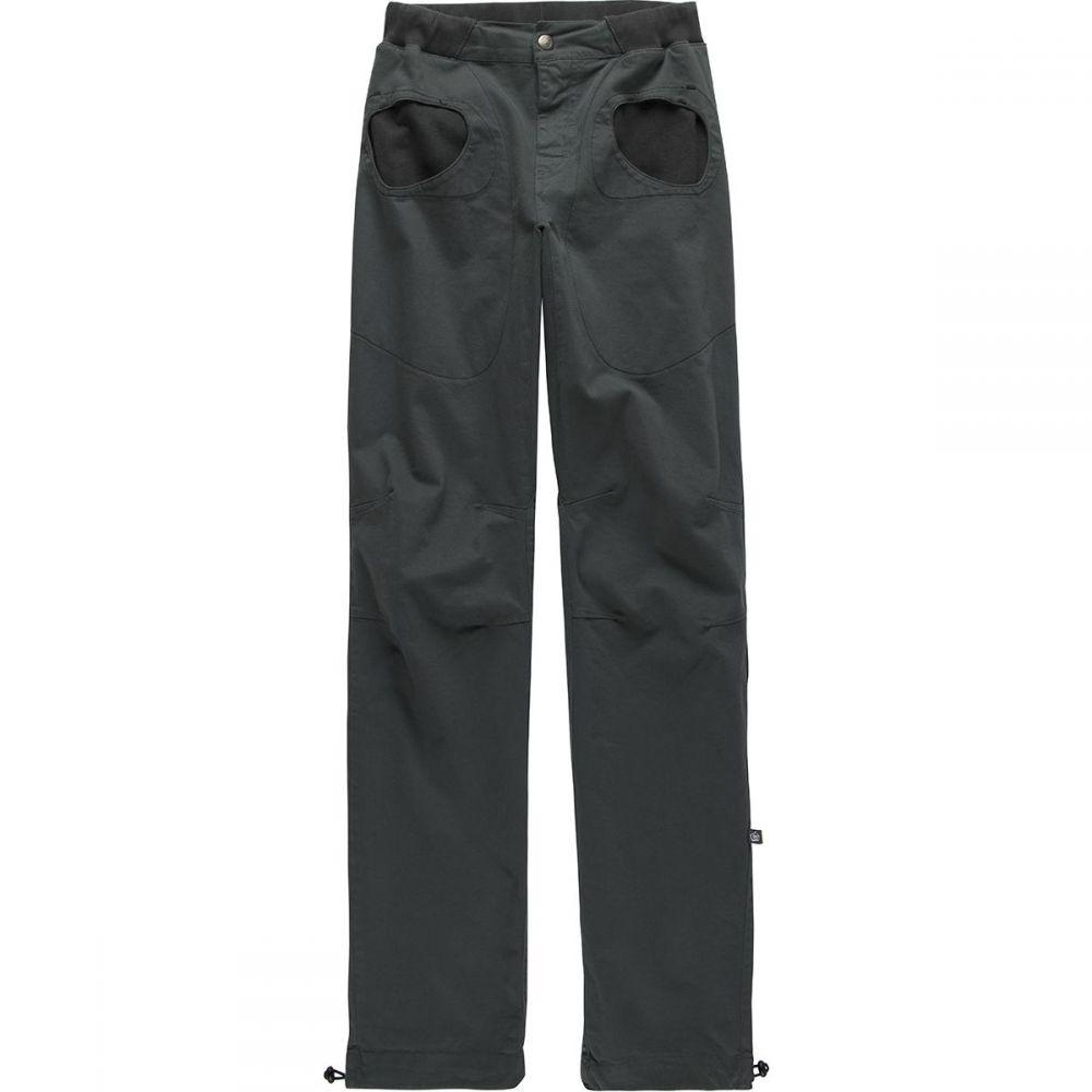E9 メンズ ハイキング・登山 スキニー・スリム ボトムス・パンツ【rondo slim pant】Iron