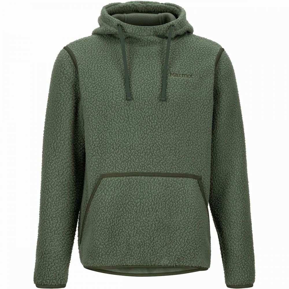 マーモット Marmot メンズ フリース トップス【lost corner hoodie】Crocodile