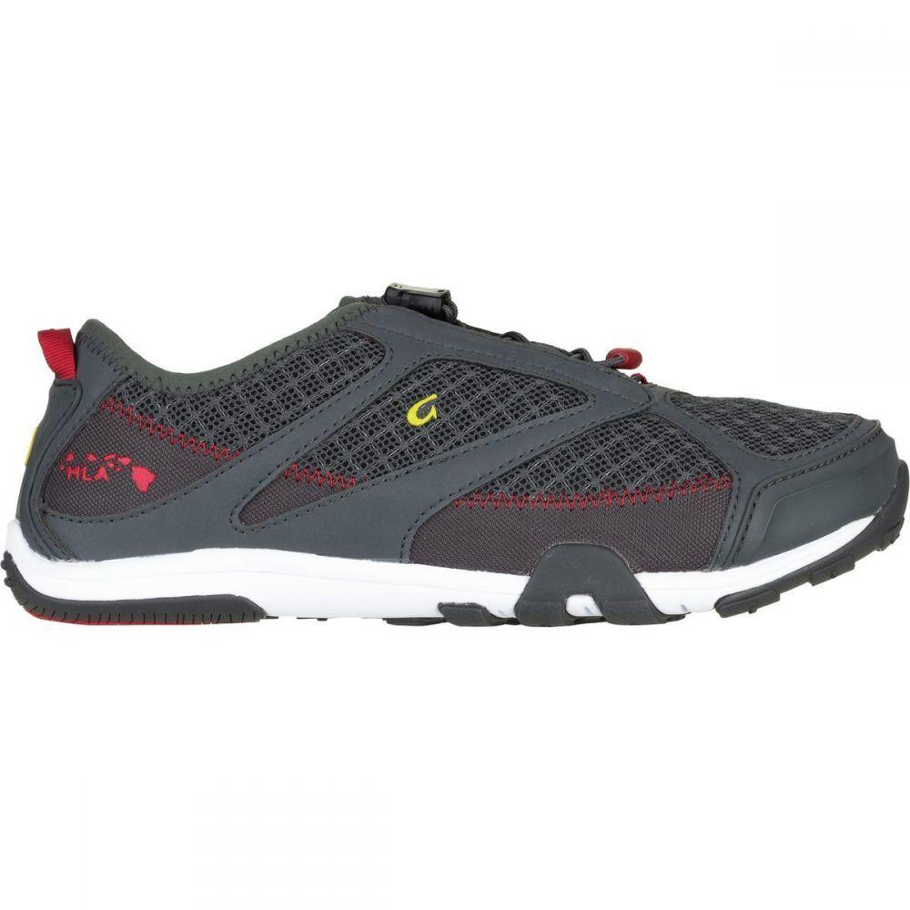 オルカイ Olukai レディース ウォーターシューズ シューズ・靴【eleu trainer water shoe】Dark Shadw/Lava Rock