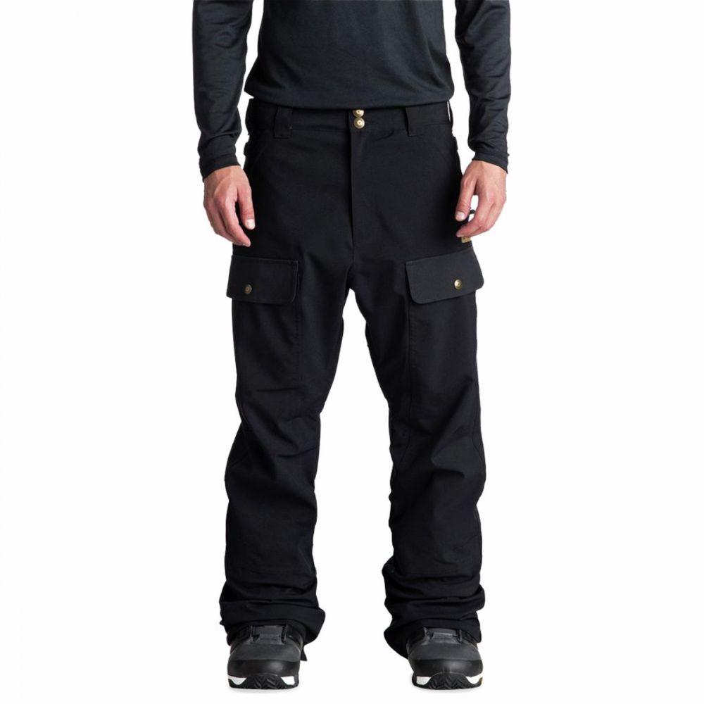 ディーシー DC メンズ スキー・スノーボード ボトムス・パンツ【banshee insulated pant】Black