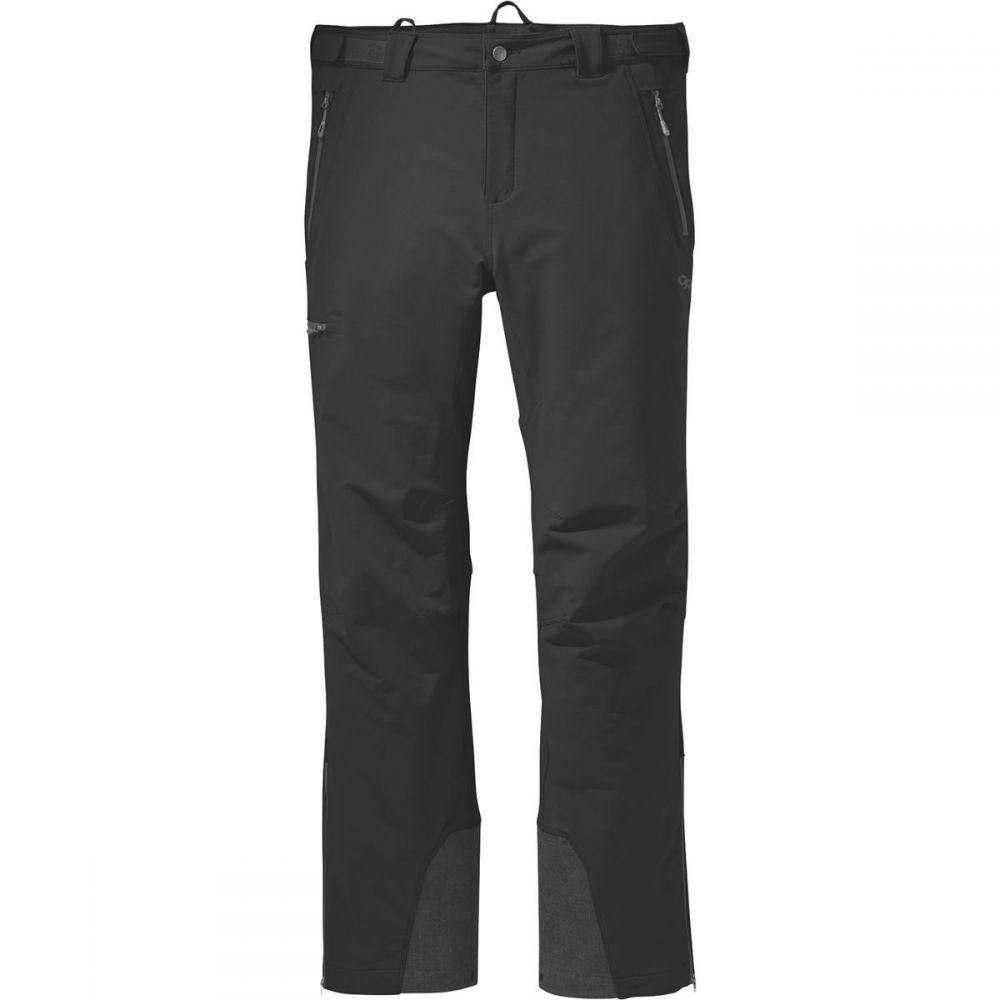 アウトドアリサーチ Outdoor Research メンズ ハイキング・登山 ソフトシェル ボトムス・パンツ【cirque softshell pant】Black