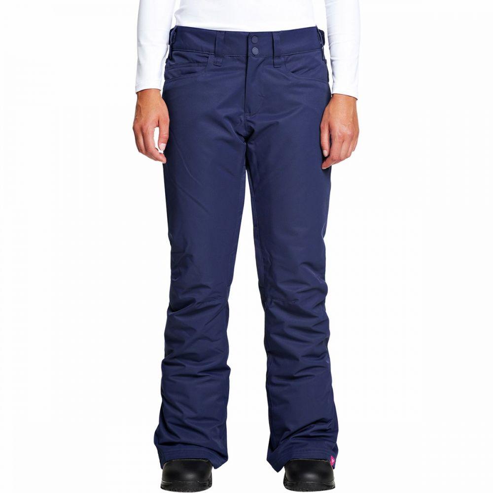 ロキシー Roxy レディース スキー・スノーボード ボトムス・パンツ【backyard pant】Medieval Blue