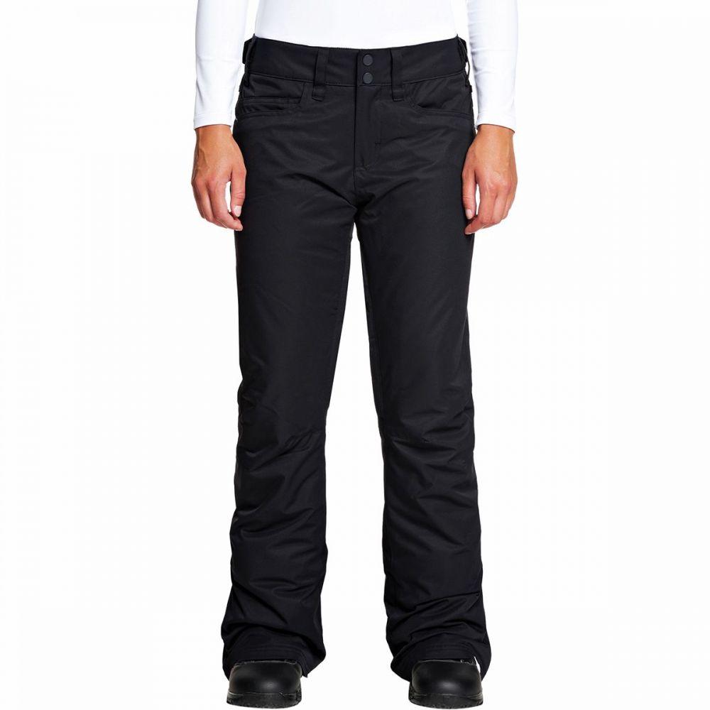 ロキシー Roxy レディース スキー・スノーボード ボトムス・パンツ【backyard pant】True Black