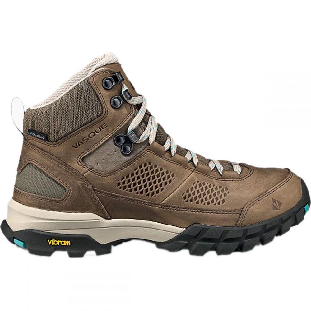 バスク Vasque レディース ハイキング・登山 ブーツ シューズ・靴【talus at ultradry hiking boot】Brindle/Baltic