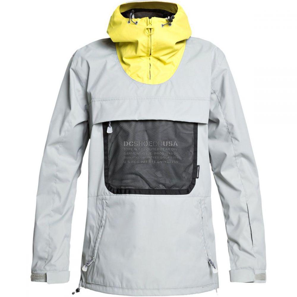 ディーシー DC メンズ スキー・スノーボード アノラック ジャケット アウター【asap anorak jacket】Neutral Gray
