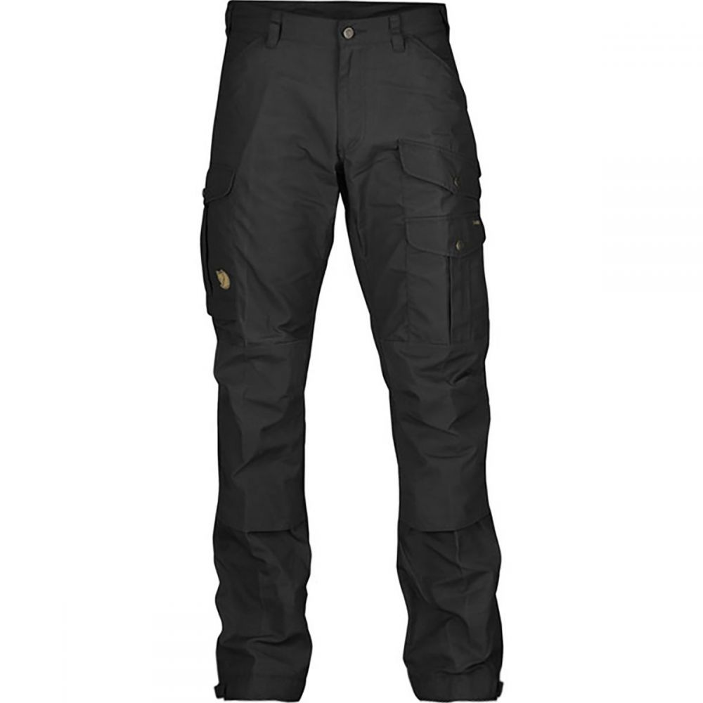 フェールラーベン Fjallraven メンズ ハイキング・登山 ボトムス・パンツ【vidda pro ventilated trousers】Black
