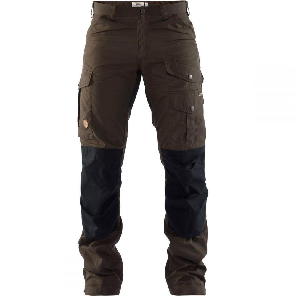 フェールラーベン Fjallraven メンズ ハイキング・登山 ボトムス・パンツ【vidda pro ventilated trousers】Dark Olive