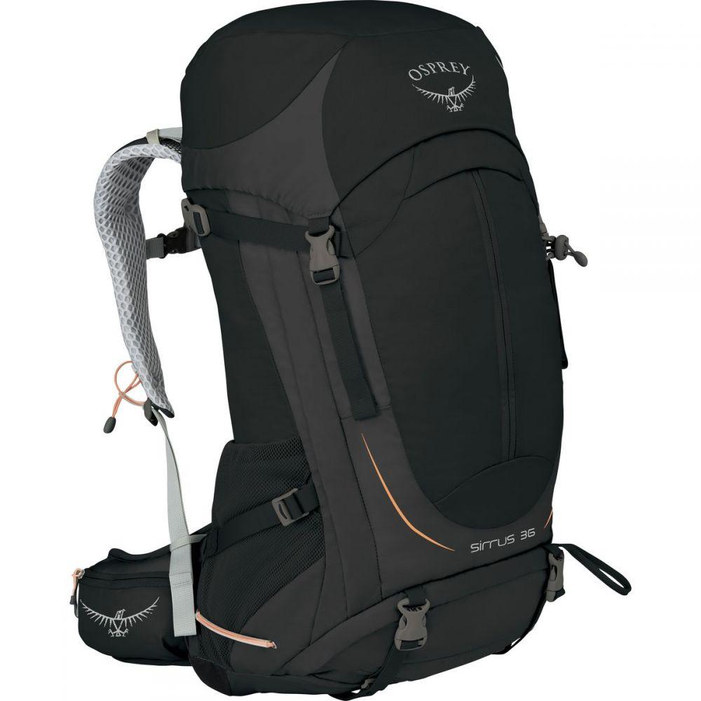オスプレー Osprey Packs レディース ハイキング・登山 バックパック・リュック【sirrus 36l backpack】Black