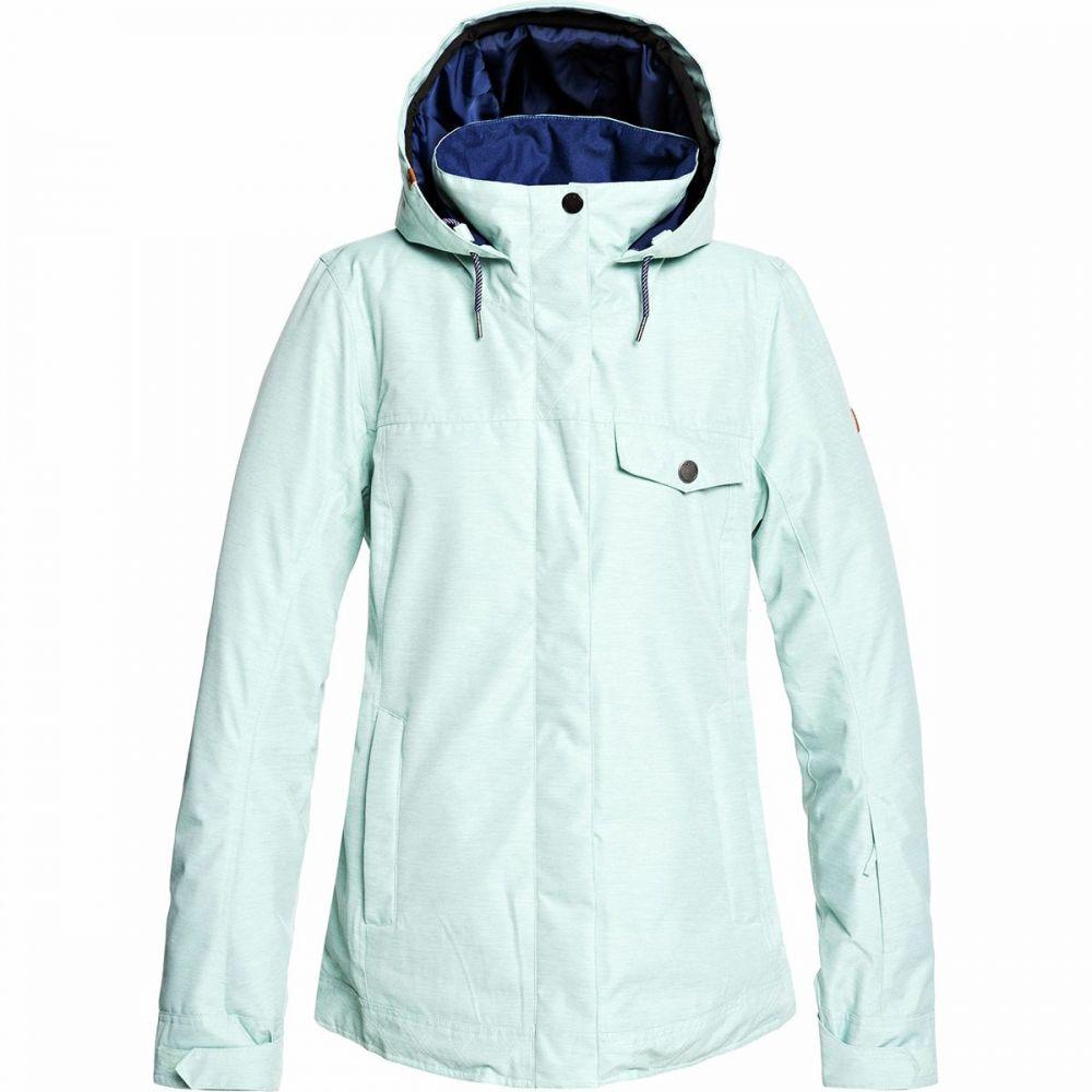 ロキシー Roxy レディース スキー・スノーボード ジャケット アウター【billie hooded insulated jacket】Harbor Gray