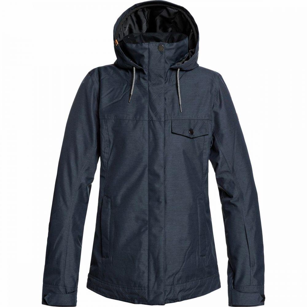 ロキシー Roxy レディース スキー・スノーボード ジャケット アウター【billie hooded insulated jacket】True Black