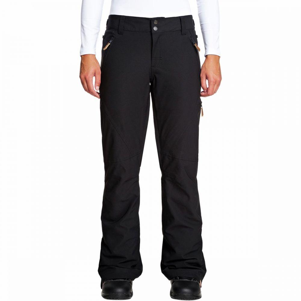 ロキシー Roxy レディース スキー・スノーボード ボトムス・パンツ【cabin pant】True Black