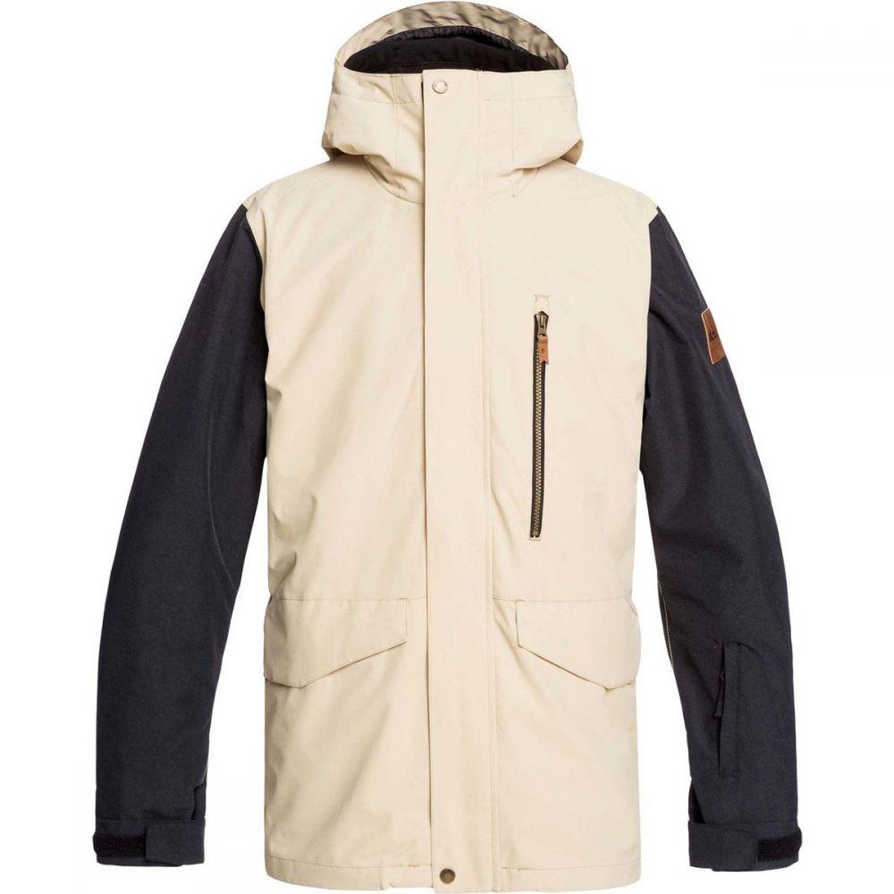 クイックシルバー Quiksilver メンズ スキー・スノーボード ジャケット アウター【mission 3 - in - 1 jacket】Mojave