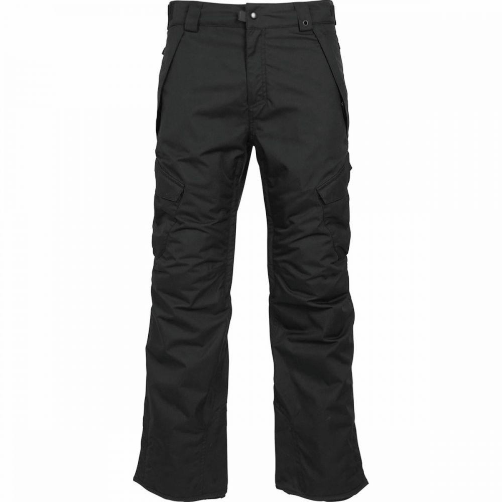 シックス エイト シックス 686 メンズ スキー・スノーボード カーゴ ボトムス・パンツ【infinity cargo insulated pant】Black