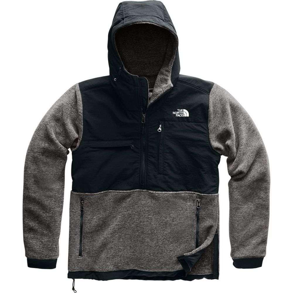 ザ ノースフェイス The North Face メンズ フリース アノラック トップス【denali anorak jacket】Charcoal Grey Heather