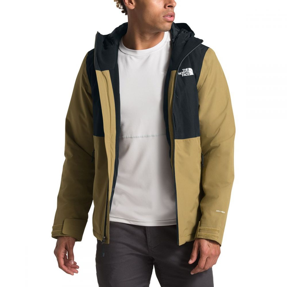 ザ ノースフェイス The North Face メンズ ジャケット アウター【inlux insulated jacket】British Khaki/Tnf Black