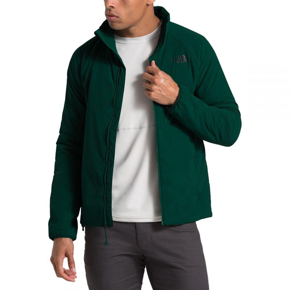 ザ ノースフェイス The North Face メンズ ジャケット アウター【ventrix insulated jacket】Night Green