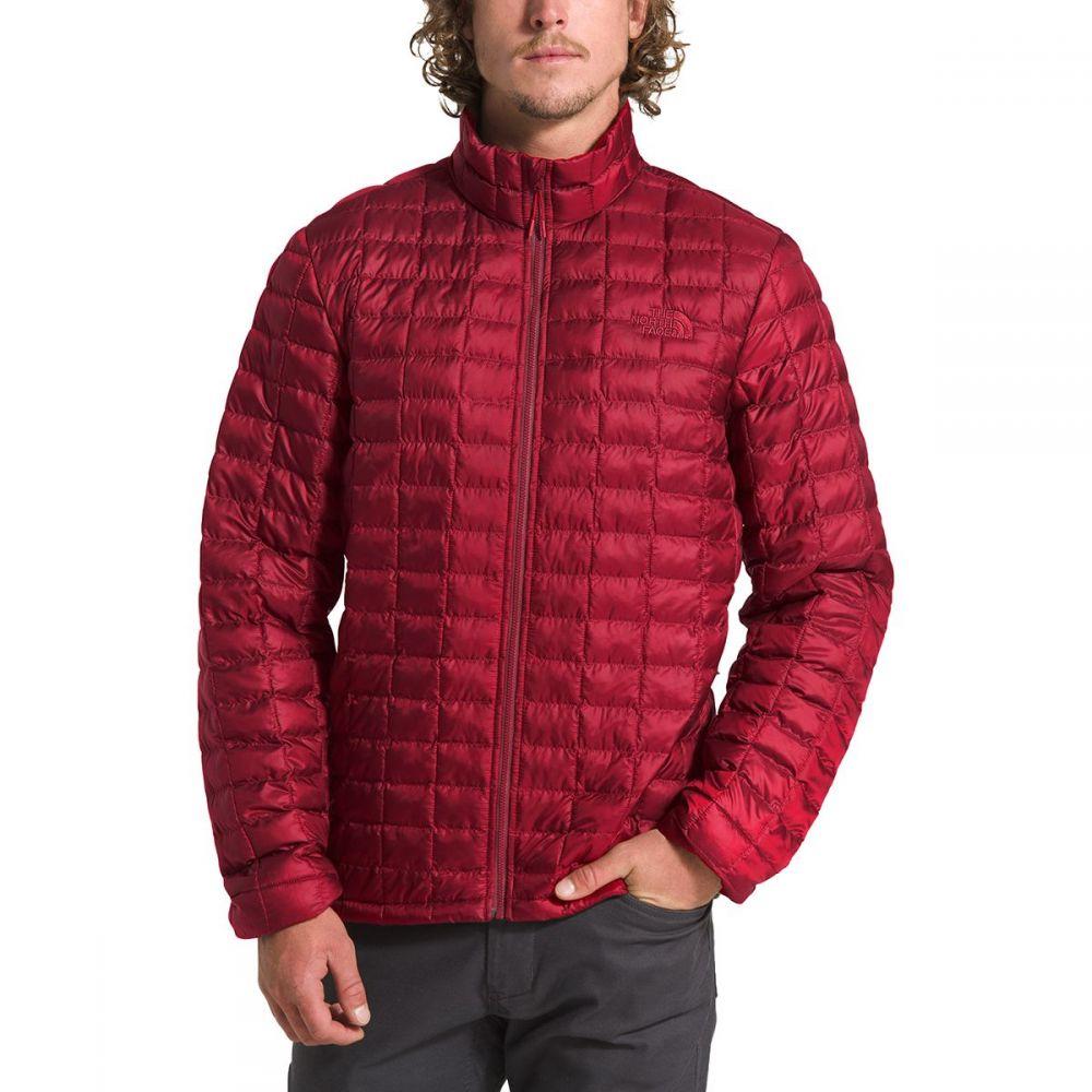 ザ ノースフェイス The North Face メンズ ジャケット アウター【thermoball eco jacket】Cardinal Red Matte