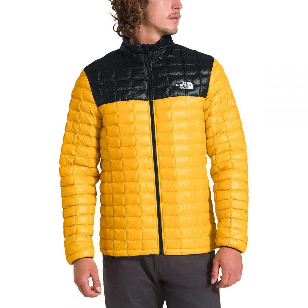 ザ ノースフェイス The North Face メンズ ジャケット アウター【thermoball eco jacket】Tnf Yellow/Tnf Black