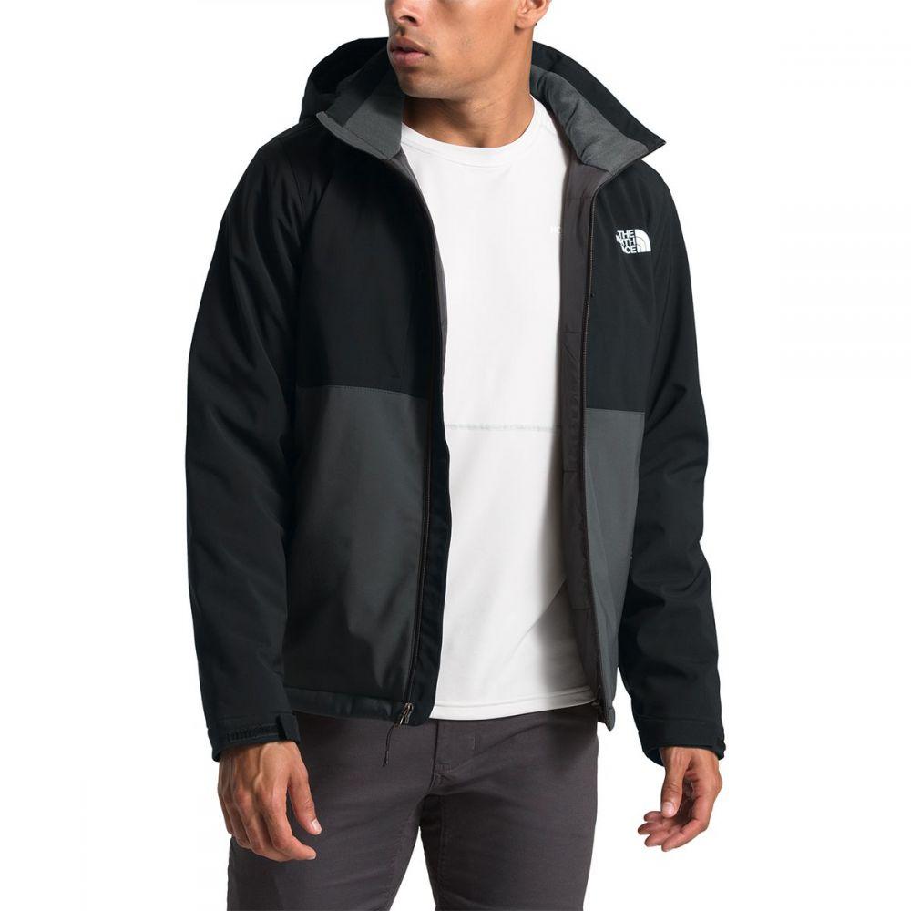 ザ ノースフェイス The North Face メンズ ジャケット アウター【apex elevation insulated jacket】Tnf Black/Asphalt Grey
