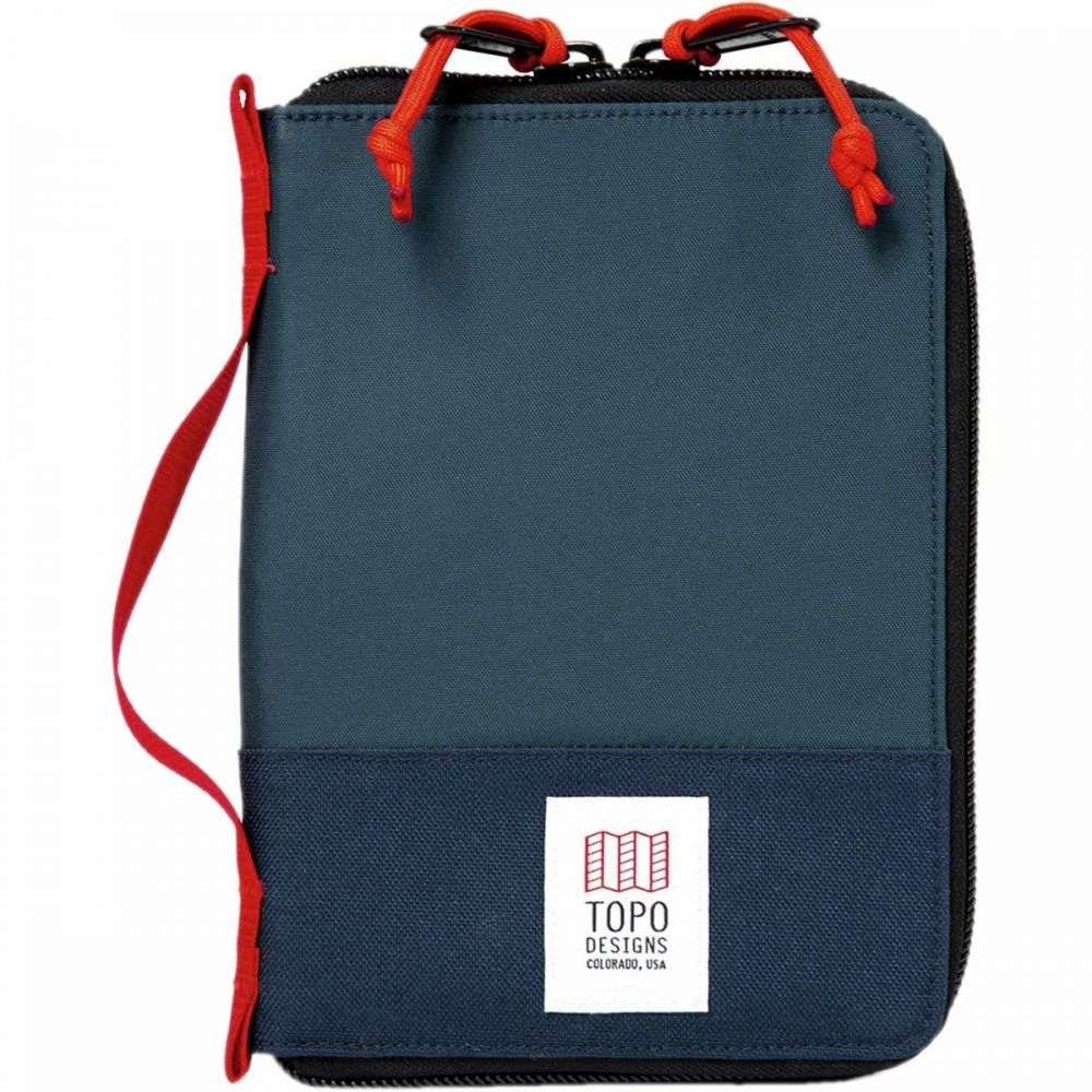 トポ デザイン Topo Designs メンズ ビジネスバッグ・ブリーフケース バッグ【global 14l briefcase】Navy