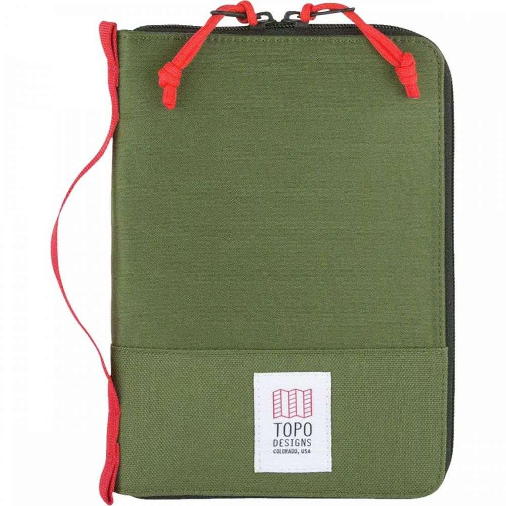 トポ デザイン Topo Designs メンズ ビジネスバッグ・ブリーフケース バッグ【global 14l briefcase】Olive