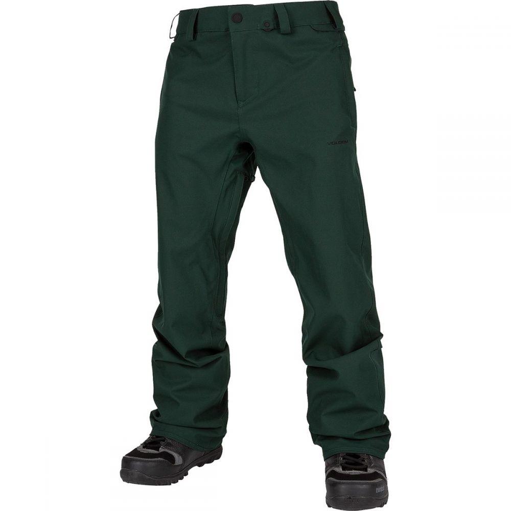 ボルコム Volcom メンズ スキー・スノーボード チノパン ボトムス・パンツ【freakin snow chino pant】Dark Green