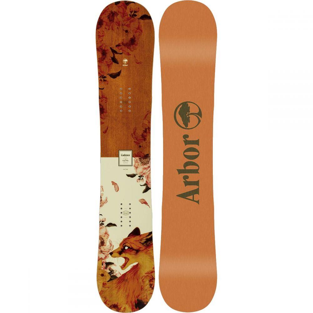 アーバー Arbor レディース スキー・スノーボード ボード・板【cadence rocker snowboard】One Color