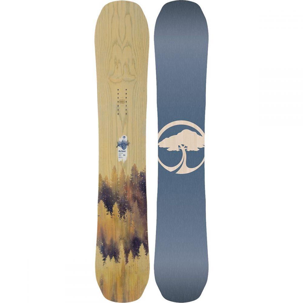 アーバー Arbor レディース スキー・スノーボード ボード・板【swoon camber snowboard】One Color