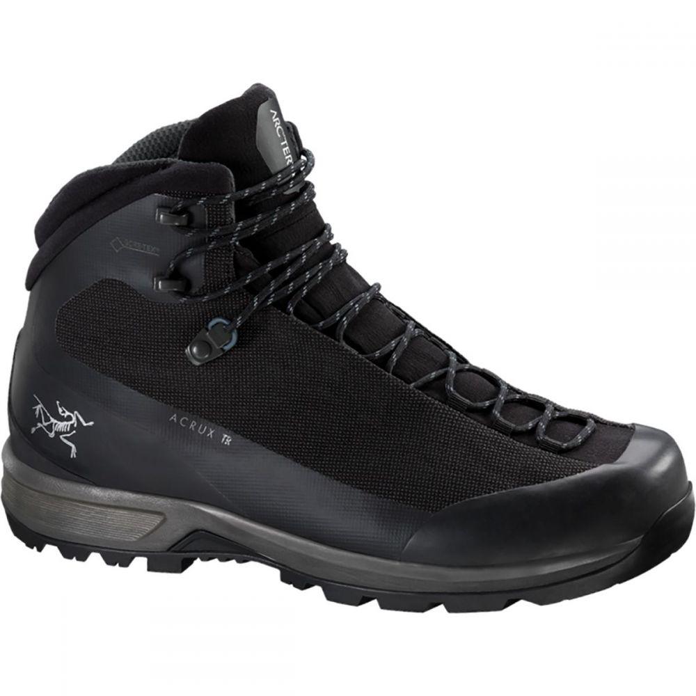 アークテリクス Arc'teryx メンズ ハイキング・登山 ブーツ シューズ・靴【acrux tr gtx boots】Black/Neptune