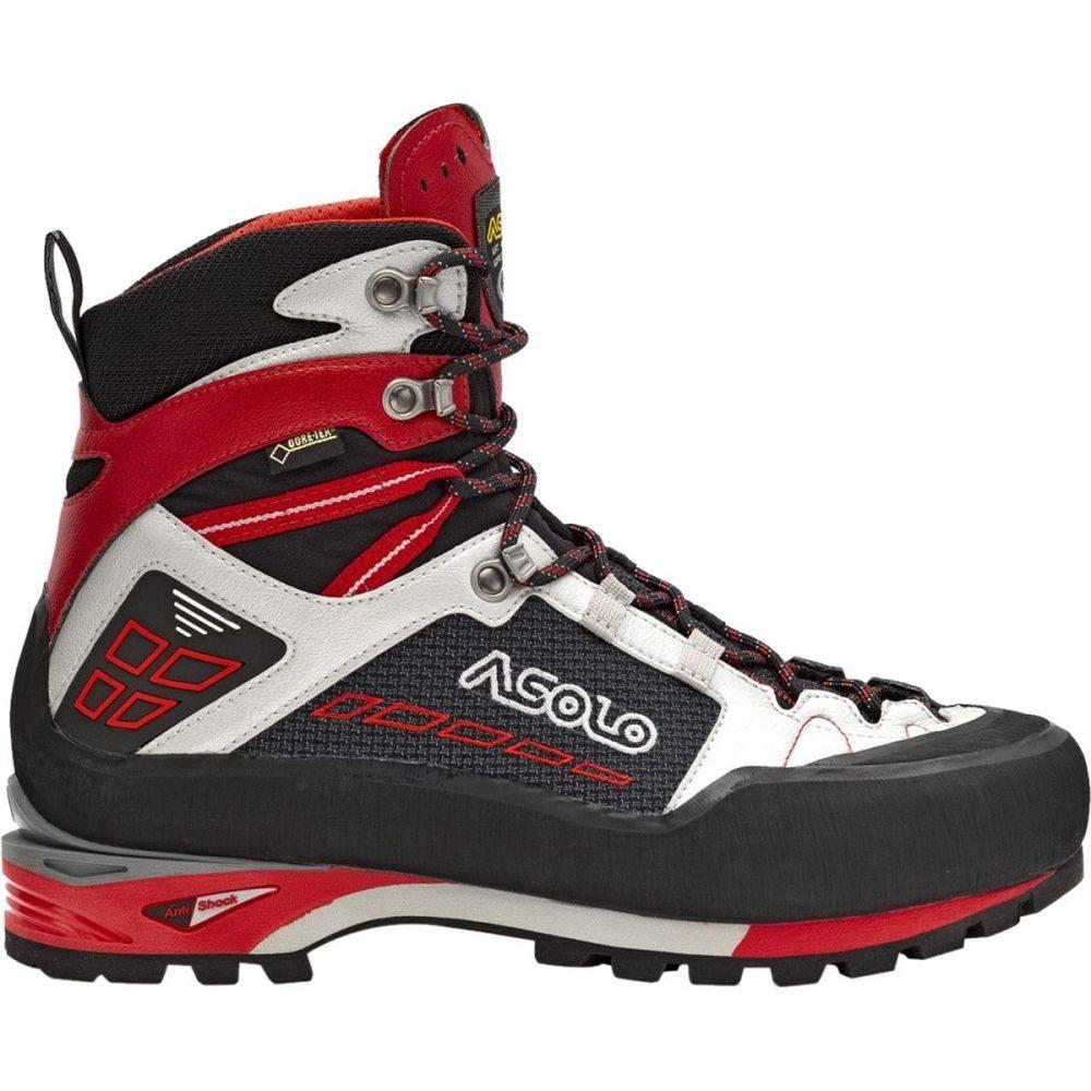 アゾロ Asolo メンズ ハイキング・登山 登山靴 シューズ・靴【freney xt gv mountaineering boot】Black/Silver