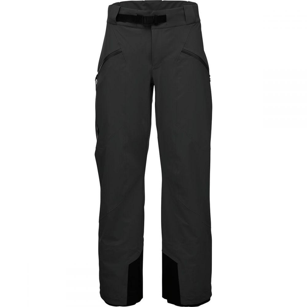 ブラックダイヤモンド Black Diamond メンズ スキー・スノーボード ボトムス・パンツ【recon stretch ski pant】Black