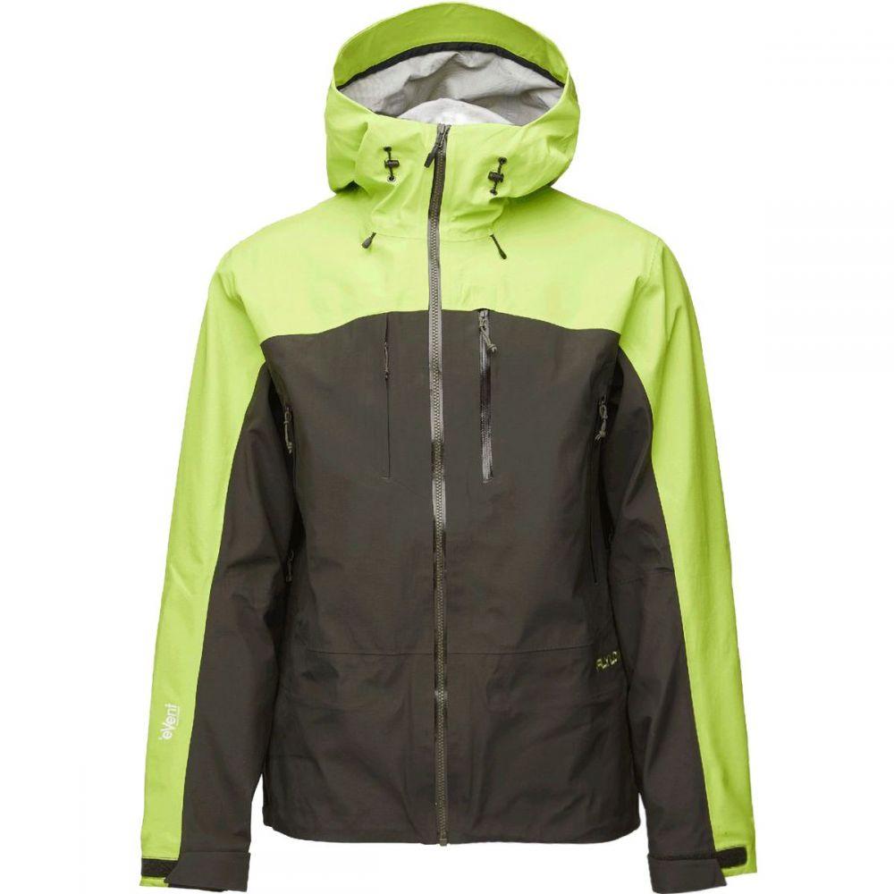 フライロウ Flylow メンズ スキー・スノーボード アウター【lab coats】Lichen/Kombu