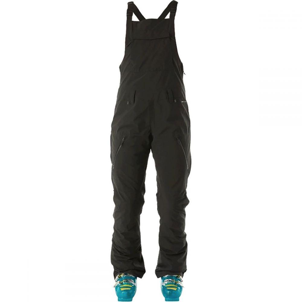 フライロウ Flylow レディース スキー・スノーボード ビブパンツ ボトムス・パンツ【sphynx insulated bib pant】Black
