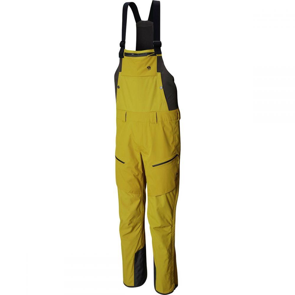 マウンテンハードウェア Mountain Hardwear メンズ スキー・スノーボード ビブパンツ ボトムス・パンツ【firefall bib pant】Dark Citron
