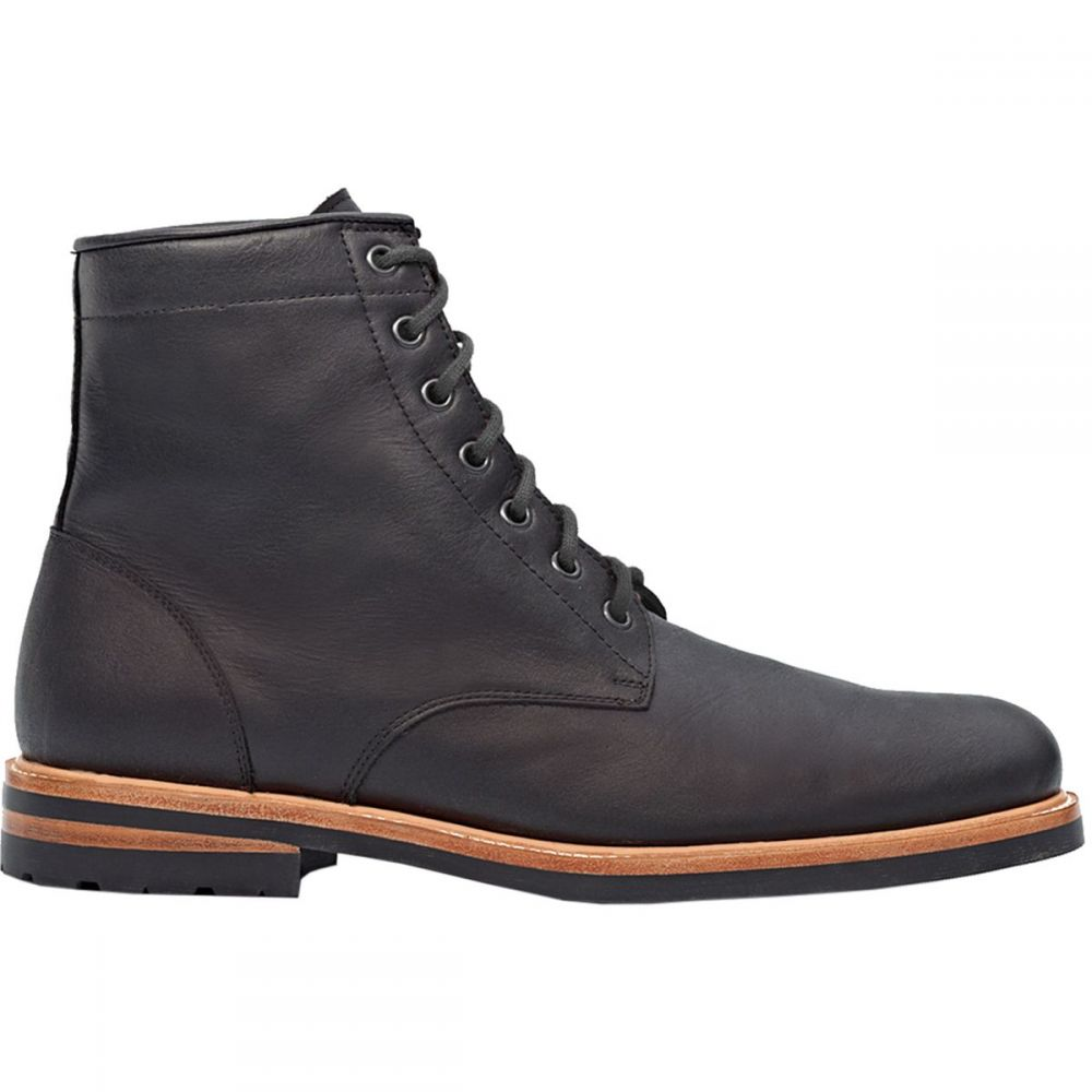 Nisolo メンズ ブーツ シューズ・靴【andres all weather boots】Black