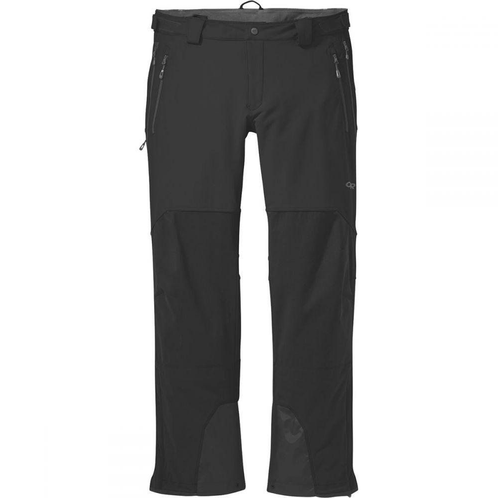 アウトドアリサーチ Outdoor Research メンズ スキー・スノーボード ボトムス・パンツ【trailbreaker ii pant】Black