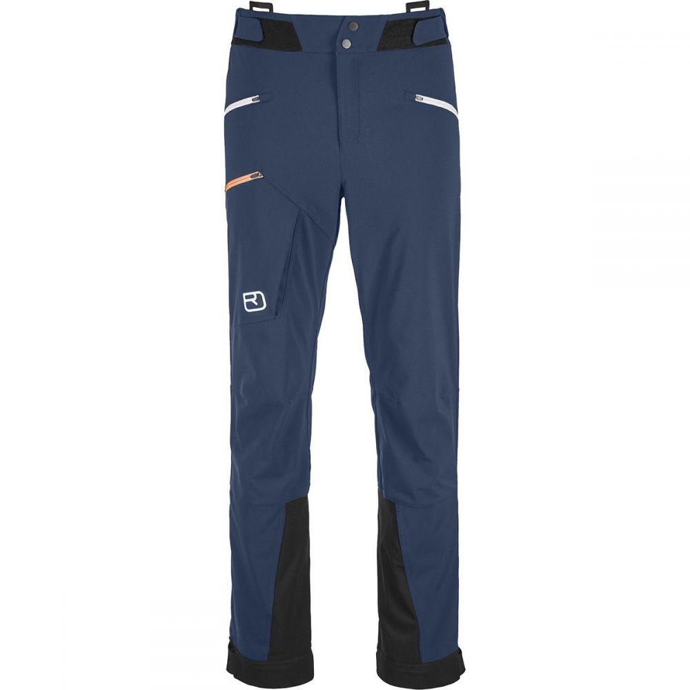 オルトボックス Ortovox メンズ スキー・スノーボード ボトムス・パンツ【bacun pant】Night Blue