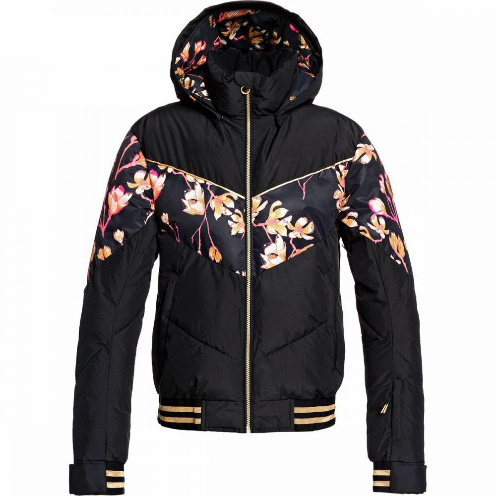 ロキシー Roxy レディース スキー・スノーボード ジャケット アウター【torah bright summit jacket】True Black Magnolia