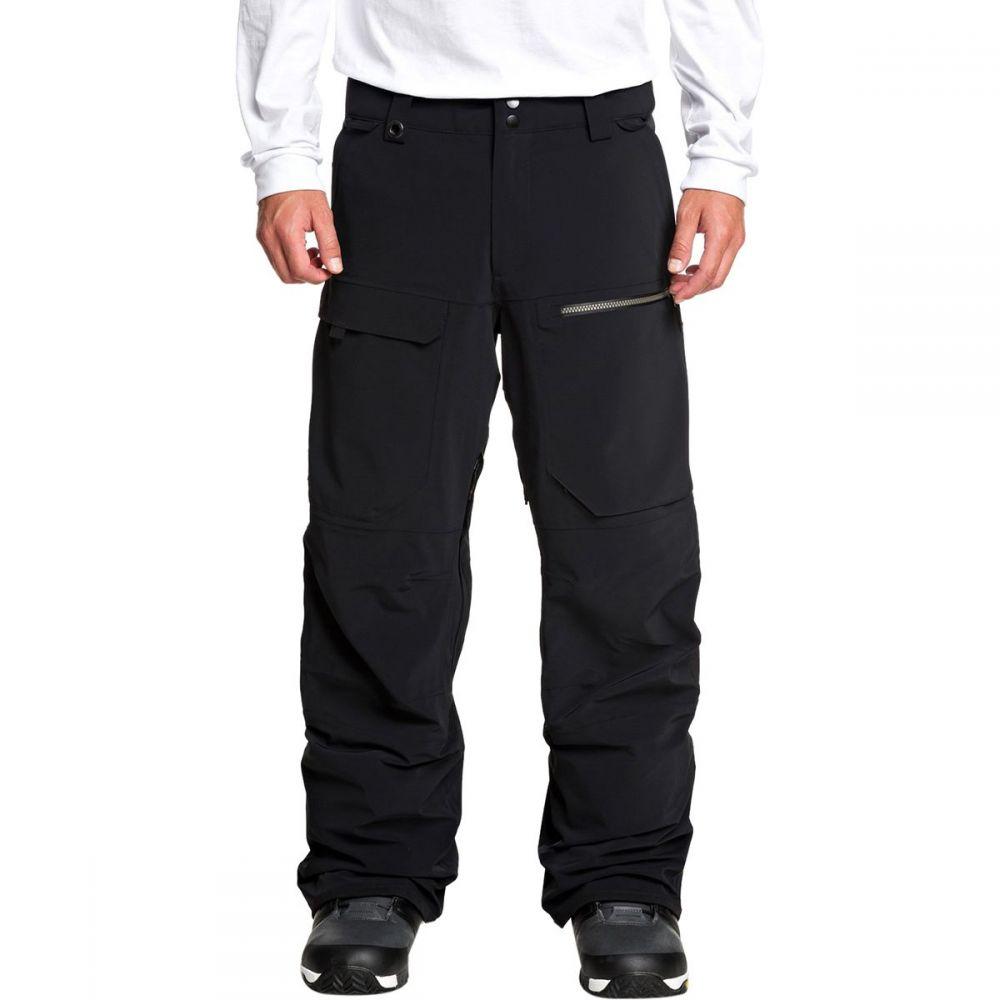 クイックシルバー Quiksilver メンズ スキー・スノーボード ボトムス・パンツ【travis rice stretch pant】Black