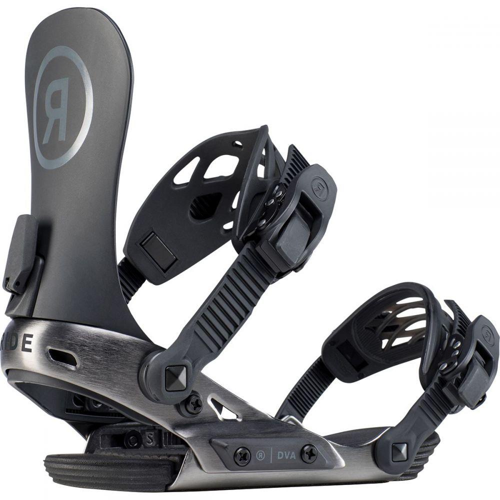 ライド Ride レディース スキー・スノーボード ビンディング【dva snowboard binding】Gunmetal