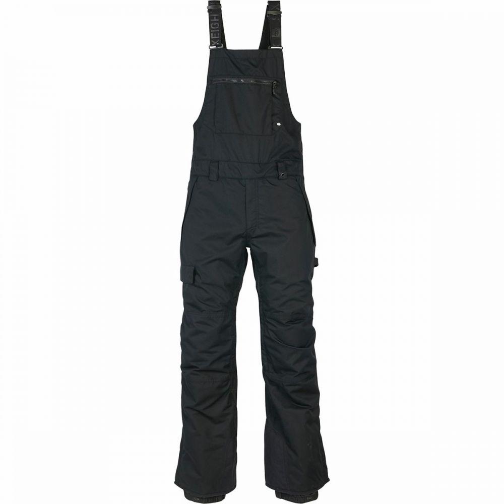 シックス エイト シックス 686 メンズ スキー・スノーボード ビブパンツ ボトムス・パンツ【hot lap insulated bib pant】Black