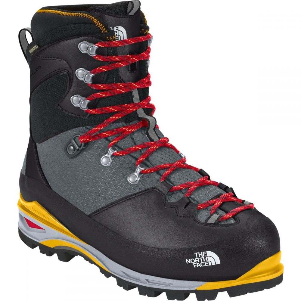 ザ ノースフェイス The North Face メンズ ハイキング・登山 ブーツ シューズ・靴【verto s6k glacier gtx boot】Tnf Black/Tnf Yellow