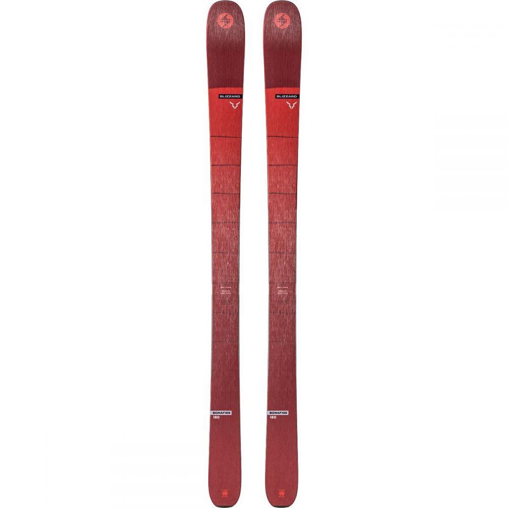 ブリザード Blizzard メンズ スキー・スノーボード ボード・板【bonafide ski】Red