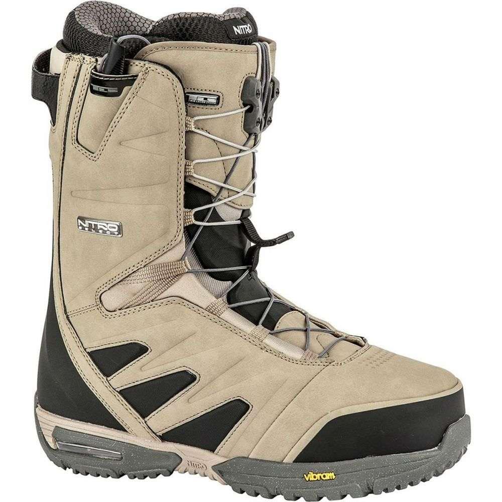 ニトロ Nitro メンズ スキー・スノーボード ブーツ シューズ・靴【select tls snowboard boot】Sand