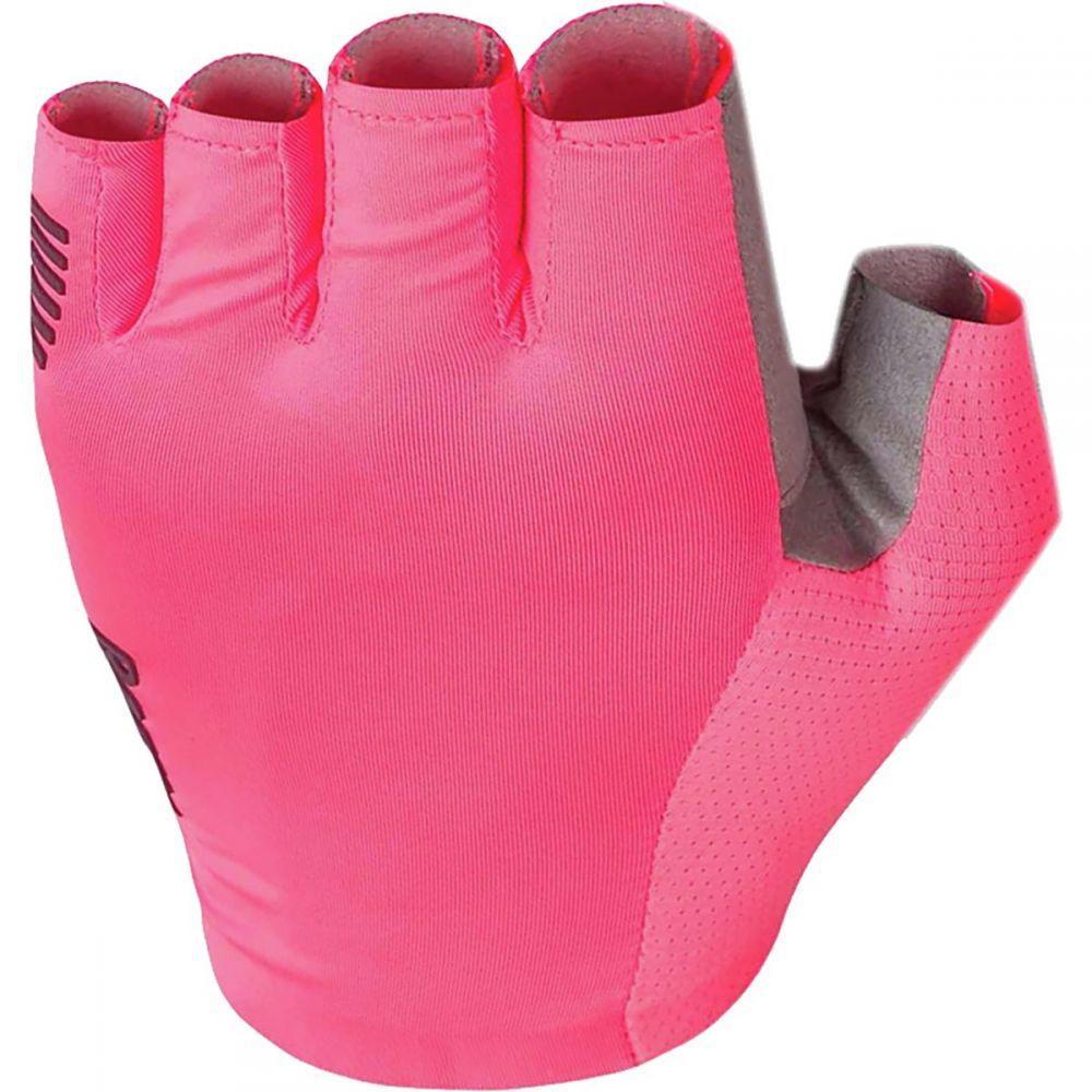 ラファ Rapha メンズ 自転車 グローブ【pro team mitts】High Vis Pink