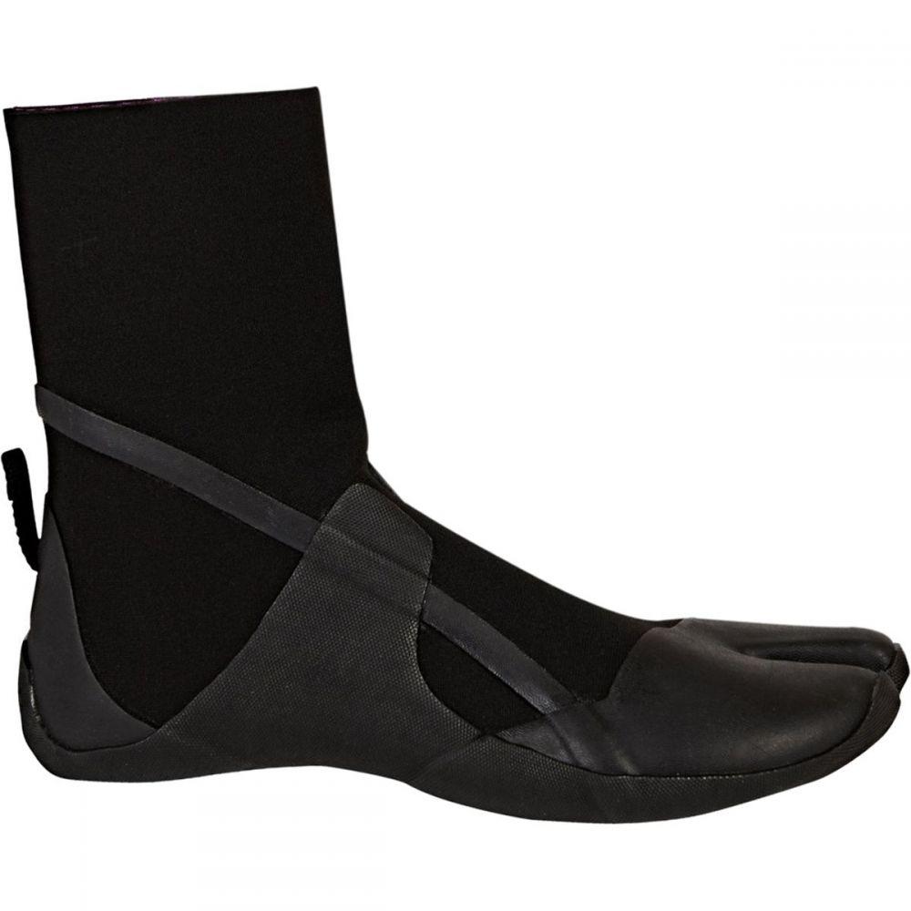 ビラボン Billabong メンズ サーフィン シューズ・靴【5mm furnace absolute split toe bootie】Black