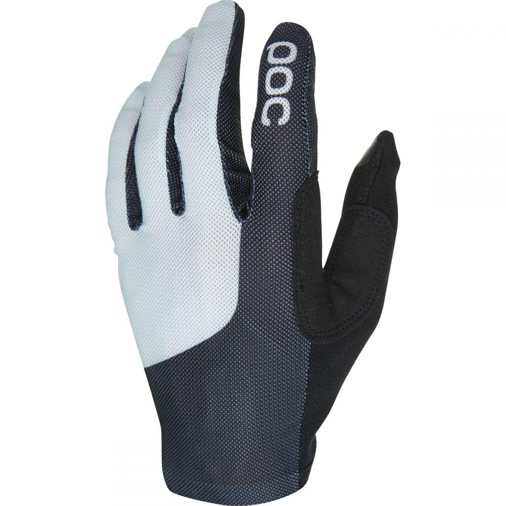 ピーオーシー POC メンズ 自転車 グローブ【essential mesh glove】Uranium Black/Oxolane Grey