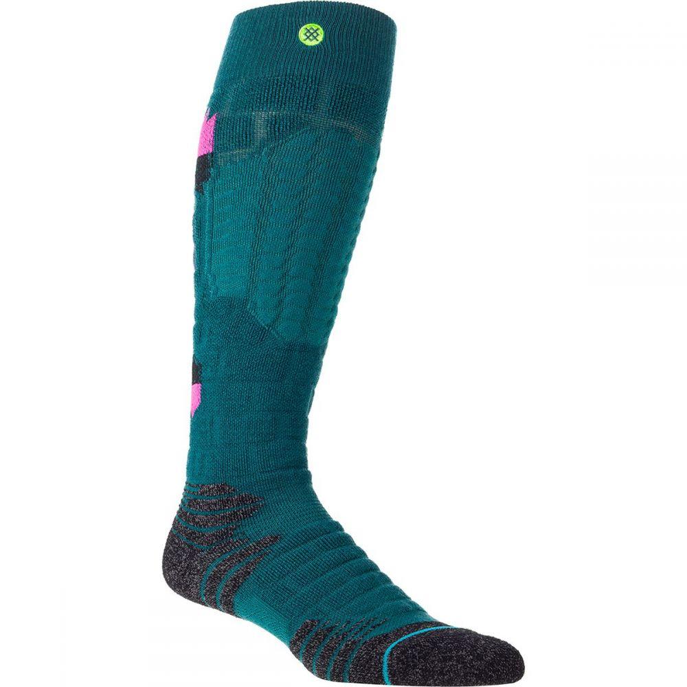 スタンス Stance ユニセックス スキー・スノーボード ソックス【jensen ridge merino wool ski sock】Green